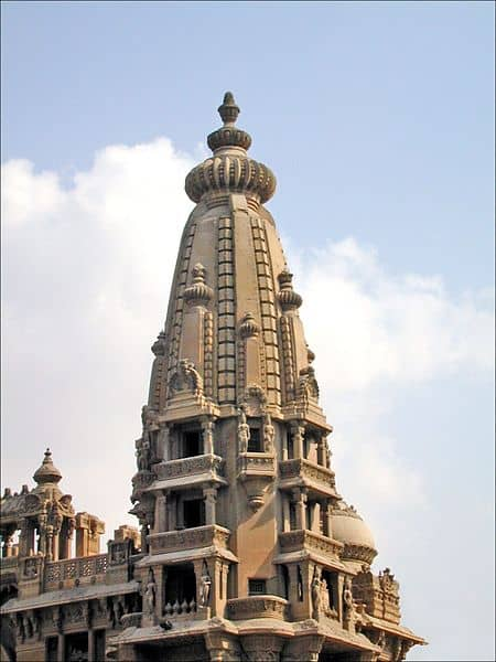 The Tower of the Baron Empain Palace