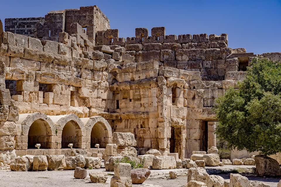 heliopolis ruins