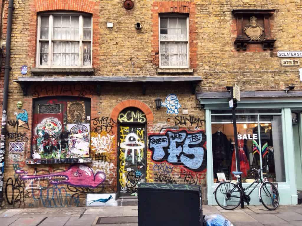 staycation london shoreditch