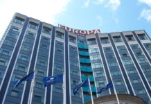 the europa hotel