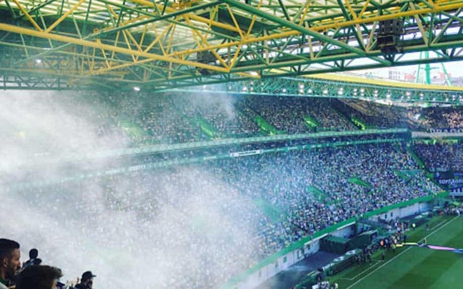 The José Alvalade Stadium