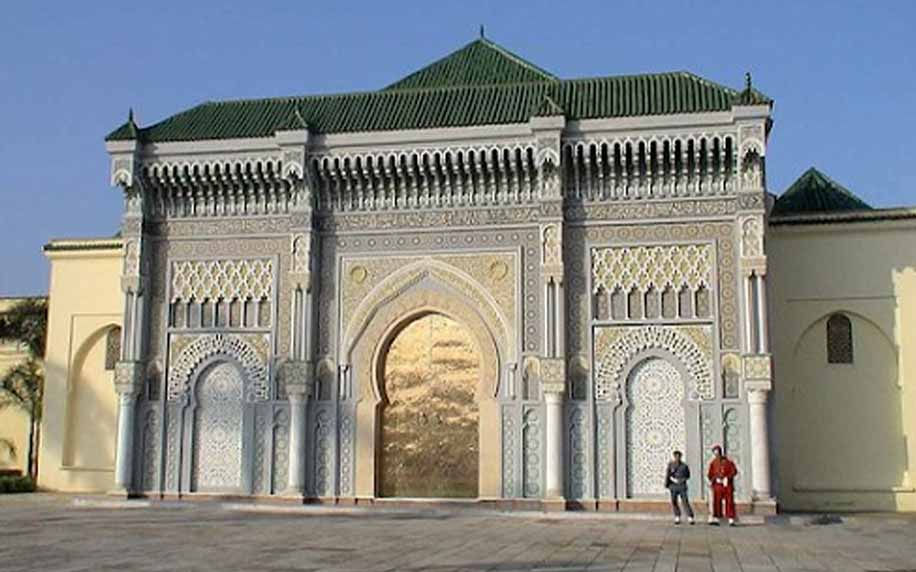 Casablanca's Royal Palace
