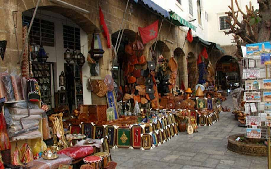 The Central Marketplace