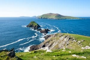 A stunning view of Dunmore Head