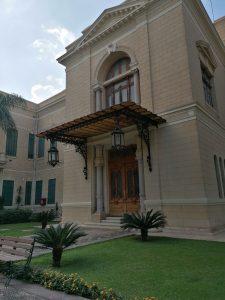 Haramlik Garden at Abdeen Palace