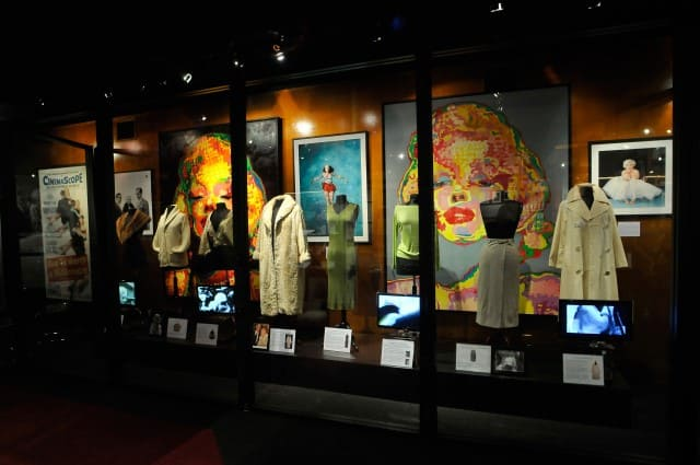 Interior of The Hollywood Museum