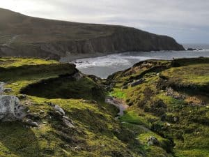 Scenic views from Achill Island
