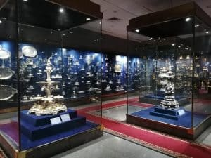 Silver Museum at Abdeen Palace