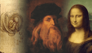 Da Vinci has many famous works
