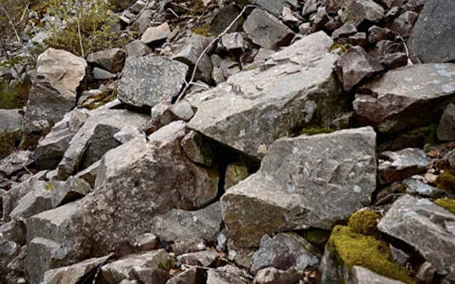 a picture of some of the granite
