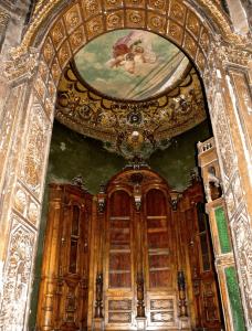 Inside El Sakkakini Palace