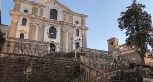 The Santa Maria Maggiore located in a unique neighborhood of Trieste