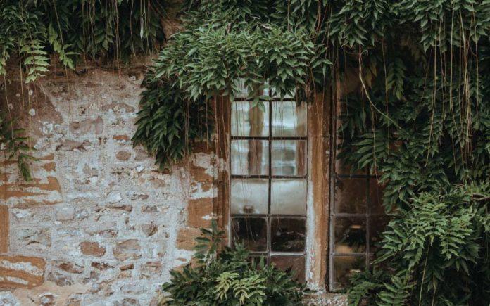Houska Castle Window