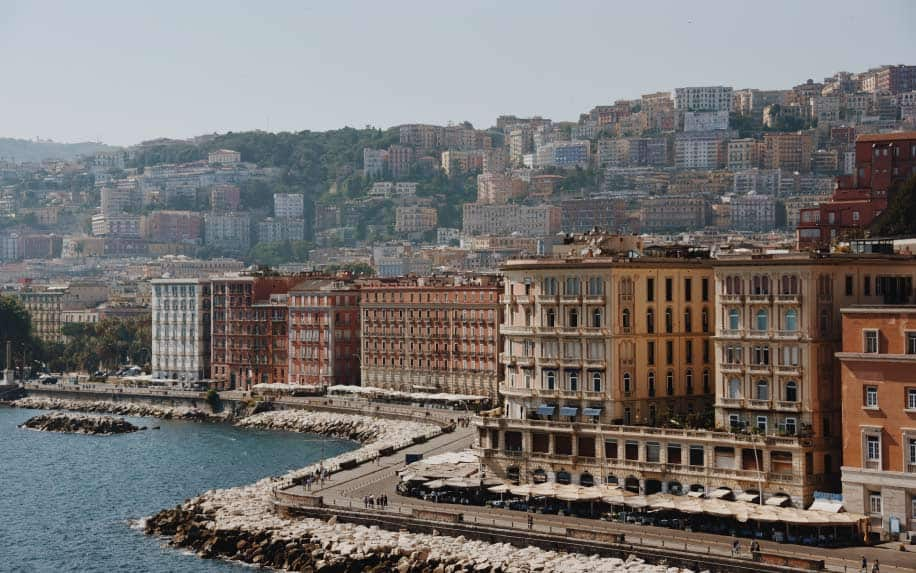 Italy for art lovers Naples