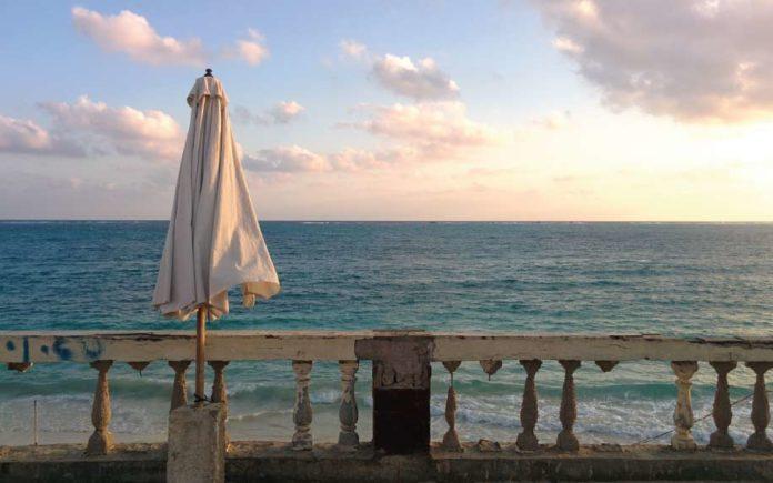 Marsa Matrouh beachfront