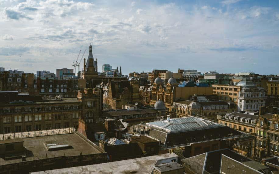 Outlander filming locations Glasgow