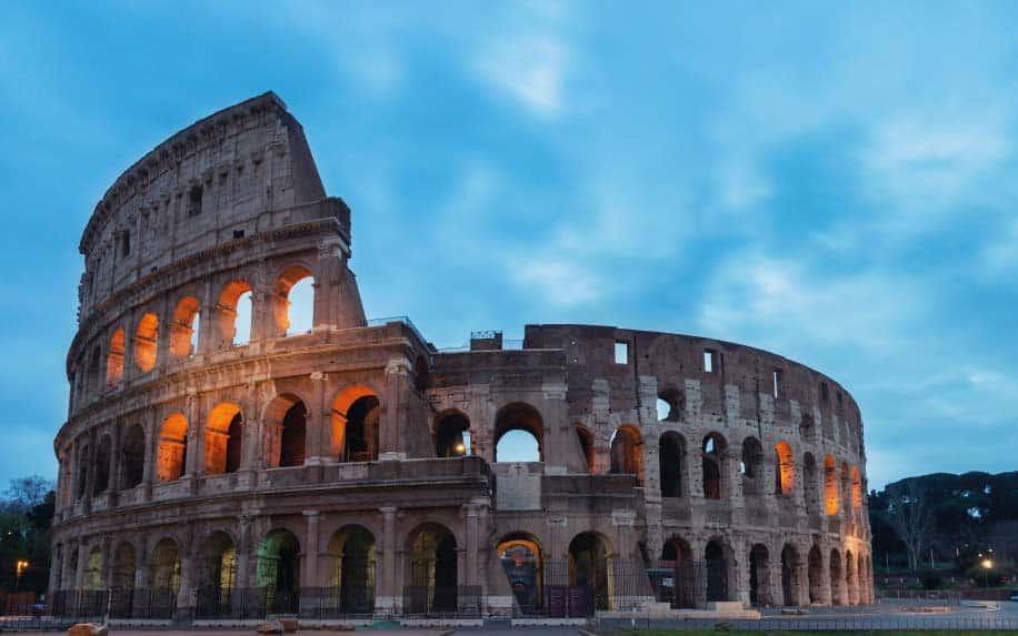 Colloseaum visit in rome