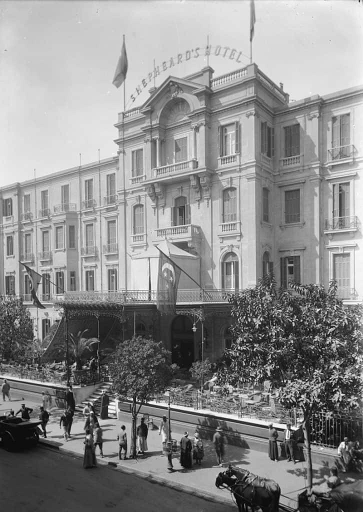 Shepeard's Hotel Garden City Cairo