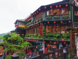 Jiu Fun Old Street, Taiwan