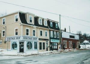 St. John, New Foundland and Labrador